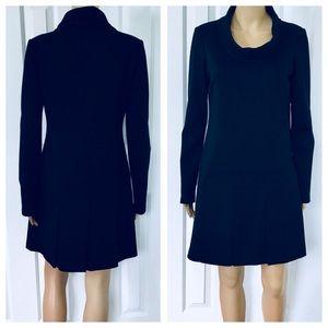 Ali Ro Long Sleeve With Folds Mini Dress 6